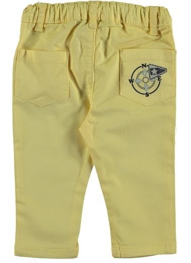 Mininio Pantolon Sarı